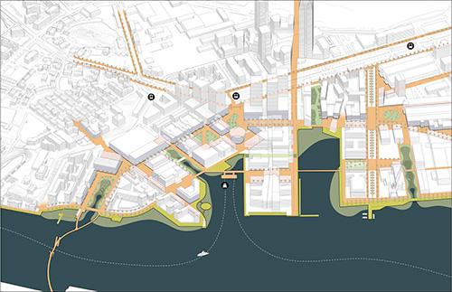 Framework Plan for Lindholmen (YUDW)